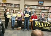 8th Grade Honors