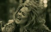 Adele Top Musical Artist