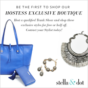 Host a Holiday Trunk Show and Earn Free Jewelry!