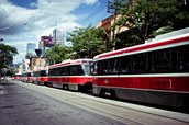 Toronto and Its Transportational Use