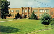 Sparta School in 1959
