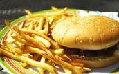 Hammerburgers and Nail Fries
