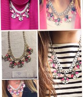 SOLD.  CALLIE necklace