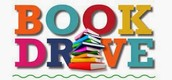Book Drive - through April 22nd