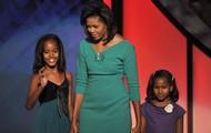 Michelle & Barack's Kids