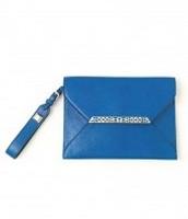 Avalon Bracelet Clutch Cobalt