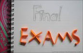 Final Exam Make-ups