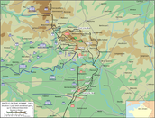 Map Of The Somme