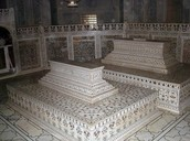 Tomb of Emperor and wife