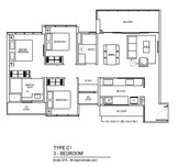 3 Bedroom from $1.4M