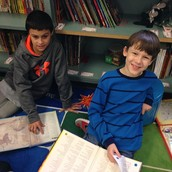 Glossaries, Maps, Charts OH MY!