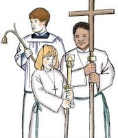 ATTENTION NEW ALTAR SERVERS!