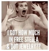 Did someone say FREE Jewellery