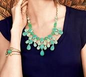 Linden necklace