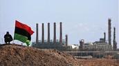Libyia's oil money spends