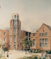 Prescott Library at the Wheeler School