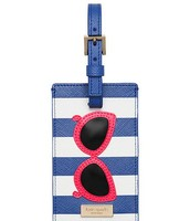 Kate Spade luggage tag by the fab Kristen Fine!!!