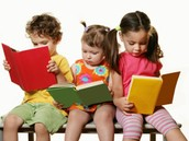 Why is it important for kindergarten students to identify the characters, settings and main events of stories?