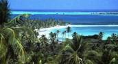 San Andres island.