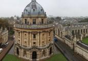 Oxford University veiw