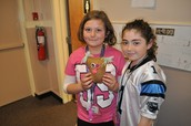Cool crafts from Genius Hour