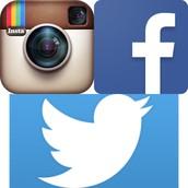 PHS Media Center on Social Media