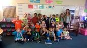 Mrs. Snair 1st Grade Class