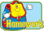 Holiday Homework...