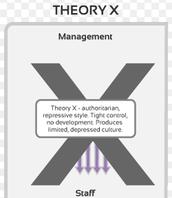 Explaining Theory X