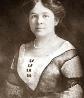 Henry Ford's wife Clara Ala Bryant