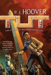 PJ Hoover's award-winning book is available in the Bush Library