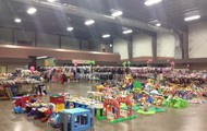 Over 20,000 Square feet of Bargains!