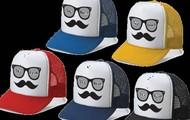 Sky Ranch Moustache Hat