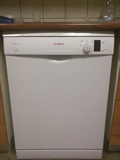 SOLD!! - Bosch Dishwasher and Bosch Compression Dryer