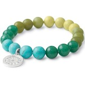 Little Girls Turquoise Foundation Bracelet