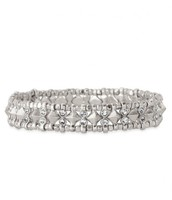 Arrison Stretch Bracelet (comes in Silver or Gold) - $29 (silver) and $34 (gold)