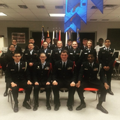 JROTC Ready for Competition