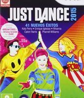 Me gustaría un videojuego Just Dance 2015. Es divertido y cuesta treinta y siete euros.