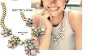 N12 Trellis necklace