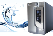 We'd like to introduce you to the latest evolution in home water treatment systems - OPTILIFE WATER FILTER