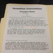 Invention Convention Explanation