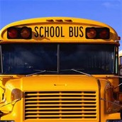 Elementary School Bus Drop-Off and Pick-Up