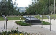 Ze'ev Jabotinsky's Grave