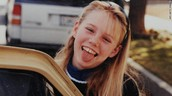 Jaycee Dugard before she was kidnapped