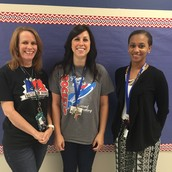 Third Grade Teachers:   Mrs. McLaughlin, Mrs. Hollingshead, and Mrs. Hill