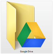 Have you logged into Google Drive?