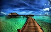 the mexican beach