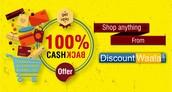 Discounts + Cashback + Best Deals