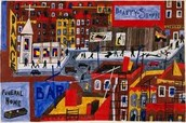 This Is Harlem by Jacob Lawrence