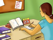 Vary your study routine